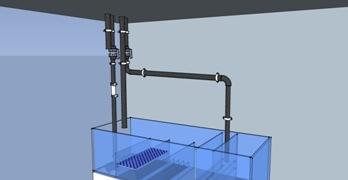 meerwasser aquarium verrohrung schwimmbad und saunen. Black Bedroom Furniture Sets. Home Design Ideas